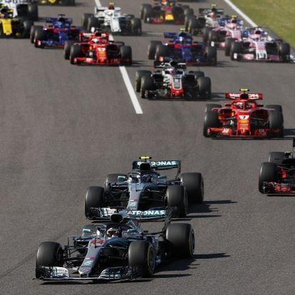 F1: Japánban folytatják
