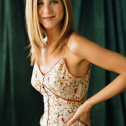This is the exact lipstick Jennifer Aniston wore as Rachel in 'Friends'
