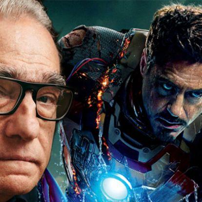 Robert Downey Jr. is reagált Scorsese becsmérlő kijelentésére - Mafab.hu