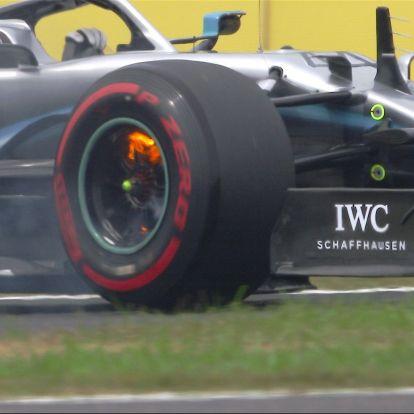 F1: Begyújtotta a rakétákat a Merci Japánban