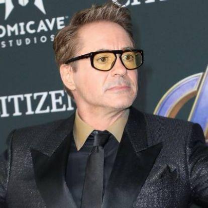 Robert Downey Jr. eleve nem is akart kampányolni azért, hogy Oscar-díjat kapjon Vasember szerepéért
