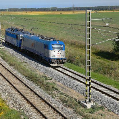 Önvezető vonatokat is tesztelnének a velimi próbakörön