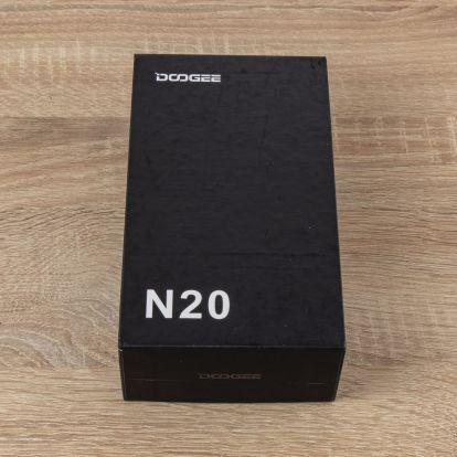 Doogee N20 okostelefon teszt