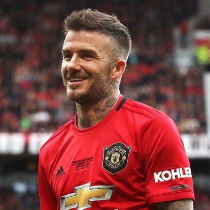 Daily Mail - David Beckham blir fotballagent