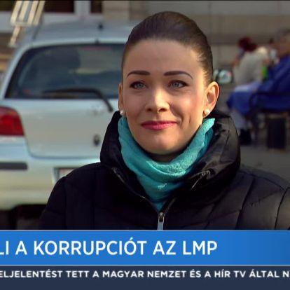 Elítéli a korrupciót az LMP