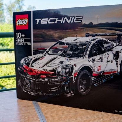 Porschének Porsche, de ez a Lego már nem az a Lego