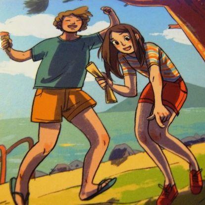 Az év ifjúsági regénye: Balatoni nyomozás