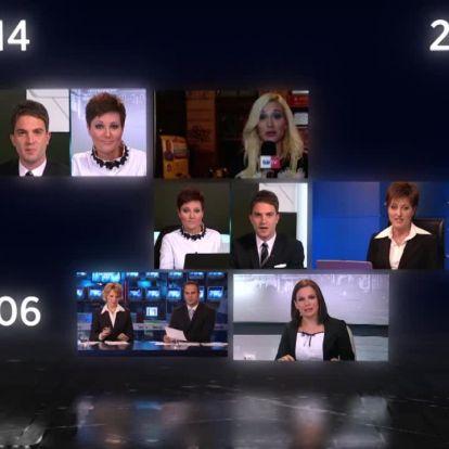 18 órától nagyszabású választási műsor a Hír Televízióban