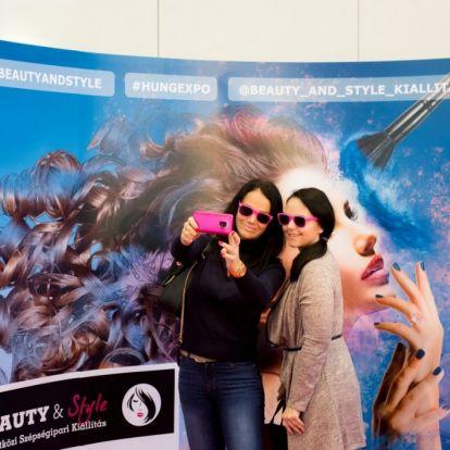 3 napos szépségprogram a BeautyStyle kiállításon a Hungexpón