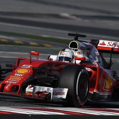 Japán Nagydíj: Vettel a pole pozícióban
