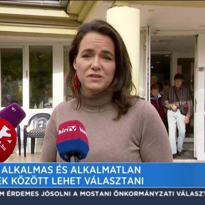 Novák Katalin: Alkalmas és alkalmatlan jelöltek között lehet ma választani