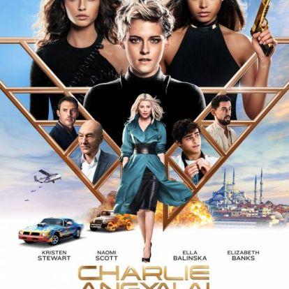 Megállás nélkül akcióznak Kristen Stewarték a Charlie angyalai új előzetesében