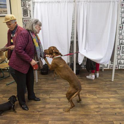 47,20 százalék ment el 18.30-ig választani országosan
