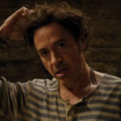 Már Robert Downey Jr. is ért az állatok nyelvén