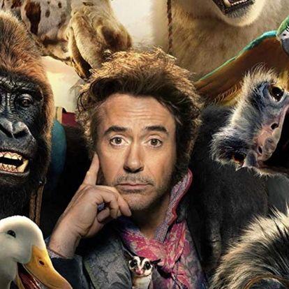Állatokkal beszélget a Vasember új filmjében