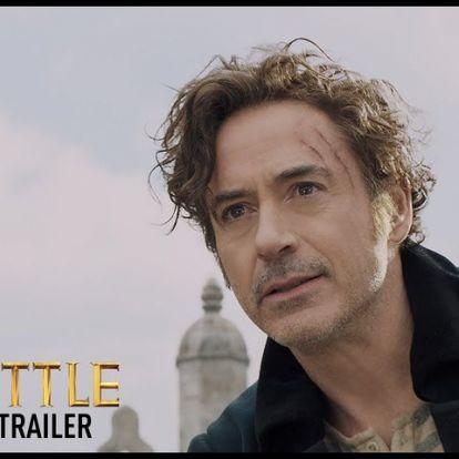 Dolittle - trailer + plakát
