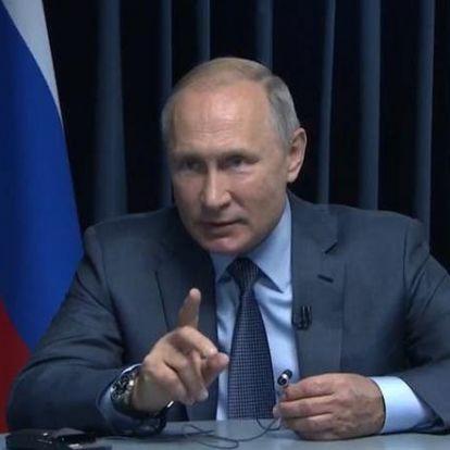 Putyin: csökkenteni kell az olajkészleteket