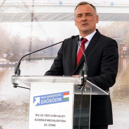 Szomorú nap lesz ez a győri fideszeseknek: fideszes polgármesterre szavaztak, de mégsem