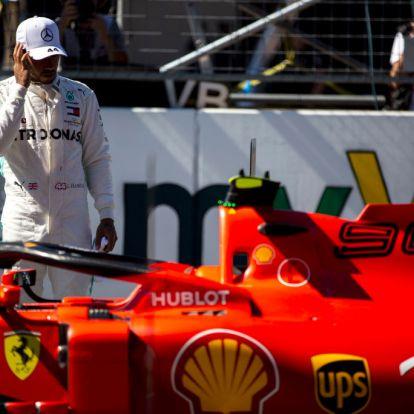 Hamilton szerint két dolgon kell javítania a Mercedesnek a hetedik bajnoki címért