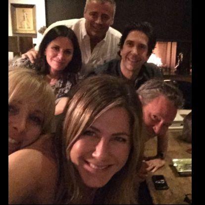 Jennifer Aniston Instagramos debütálásától átmenetileg összeomlott a platform