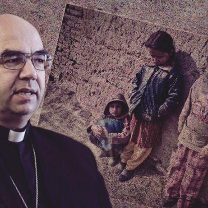 Fölébredt a püspök úr