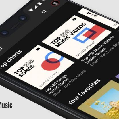 Nincs mese:minden Android telefonon Youtube Music lesz