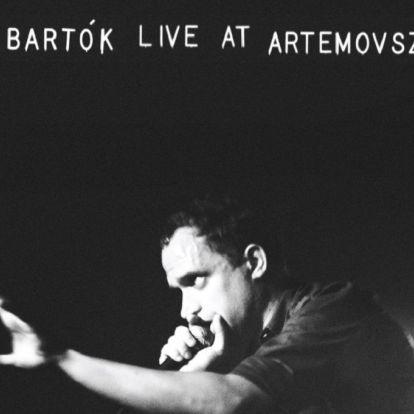 Fekete zaj – A Black Bartók Live at Artemovszk 38 című vinyl lemezéről
