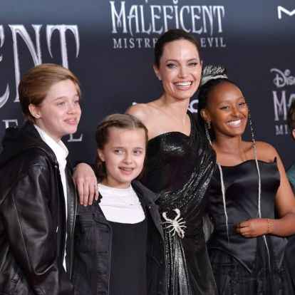 Zahara Jolie-Pitt saját ékszerkollekciót tervezett
