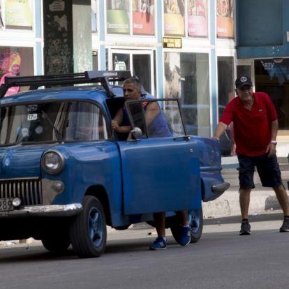 USA skjerper sanksjonene mot Cuba