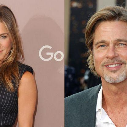 Jennifer Aniston elszólta magát: tudja, hogy Brad Pitt kivel randizik