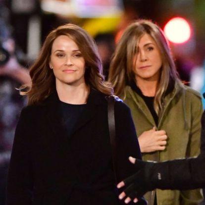 Jennifer Aniston és Reese Witherspoon újrajátszotta közös jelenetét a Jóbarátokból