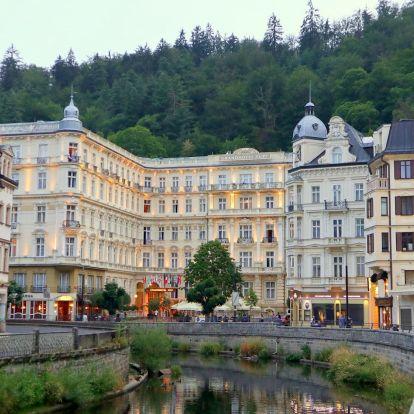Prága és Karlovy Vary