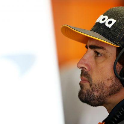 Alonso: Egyre nehezebb lesz az F1-es visszatérés