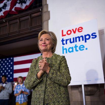 Hogyan került Hillary Clinton az elnökválasztás középpontjába?