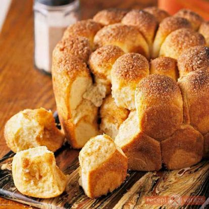 Aranygaluska recept - kipróbált fényképes sütemény receptek - Receptvarázs – receptek képekkel