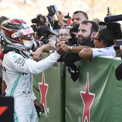 F1: Hamilton helye a Formula-E-ben lenne?