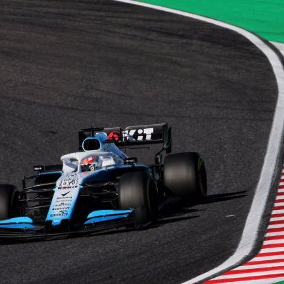 F1: Russell nem bánja, hogy első évében a Williamsnél döcög