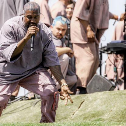 Kanye West szerint a rap az ördög zenéje + jön az új lemeze