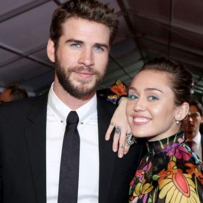 Miley Cyrus élőben alázta meg Liam Hemsworth-t