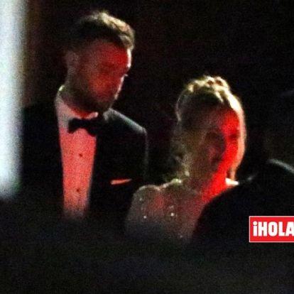 Un 'foodtruck' y los novios cerrando la pista de baile... todo lo que sabemos de la boda de Jennifer Lawrence