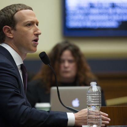 Hiába támadják, Zuckerberg kitart a Libra mellett