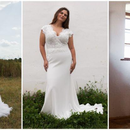A legszebb menyasszonyi ruhák, ha jövőre tervezed az esküvőd
