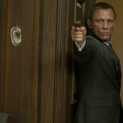 Daniel Craig elbúcsúzott James Bondtól