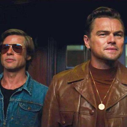Brad Pitt és Leonardo DiCaprio is Oscar-esélyesek