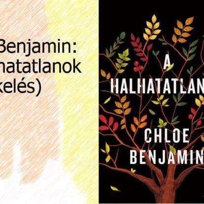 Cloe Benjamin: A halhatatlanok