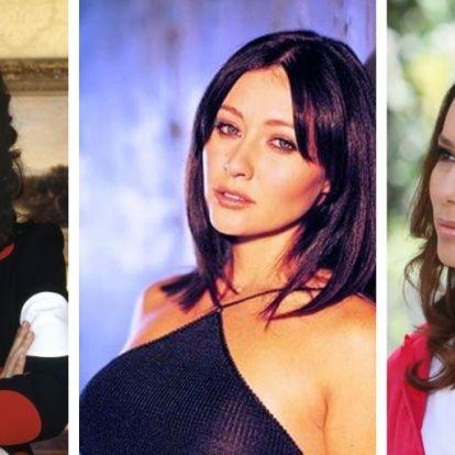 A legjobb frizurák, amiket ikonikus sorozatokban láttunk | Elle magazin