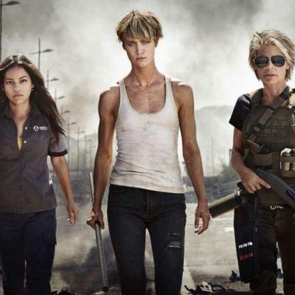 Terminator 6: Sötét végzet