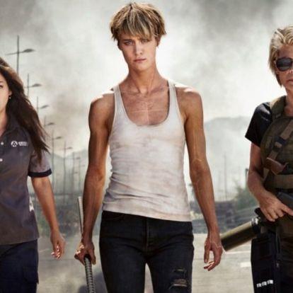 Jövőre veletek ugyanitt – A Terminator: Sötét végzet című filmről