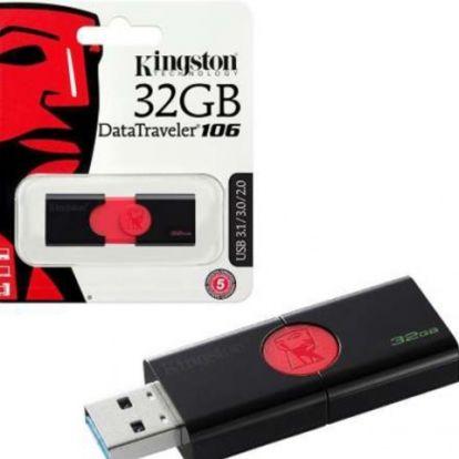 Kingston 32 GB Pendrive teszt