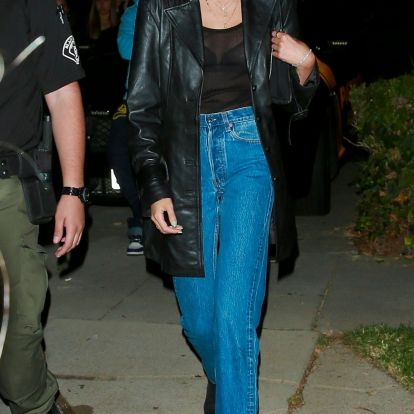 7 celebrity jean outfits that can not be copied 2019